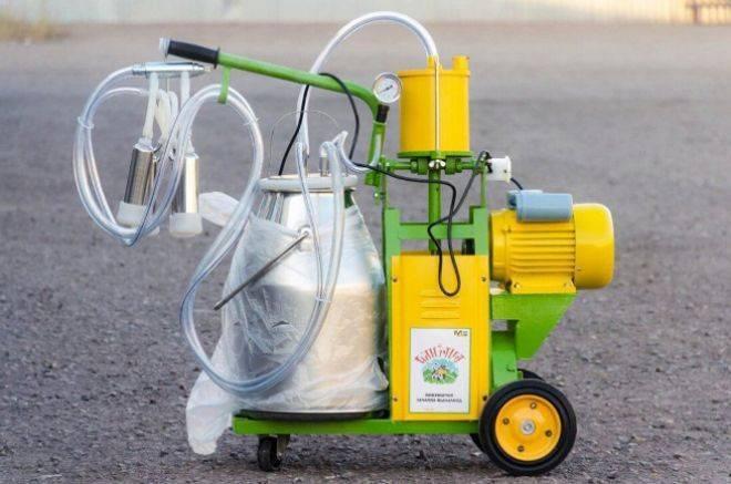 Доильный аппарат для коров: обзор, описание, характеристики, отзывы