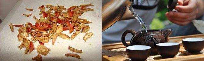 Рецепт приготовления отвара (настоя) гранатовых корок от поноса и его использование