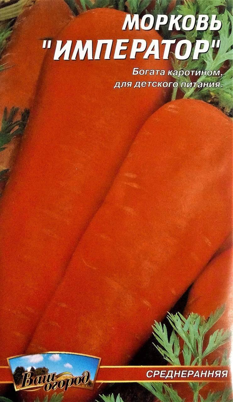 Морковь ромоса: характеристика и особенности выращивания сорта