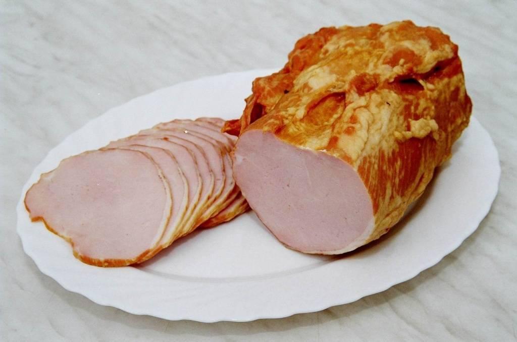 Карбонат свиной какая часть тушки