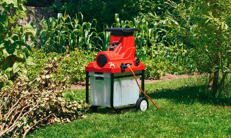 13 лучших садовых измельчителей