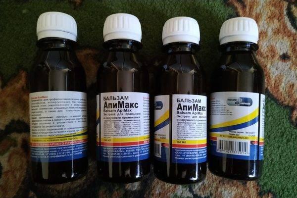 Использование бальзама апимакс для профилактики и лечения болезней у пчел