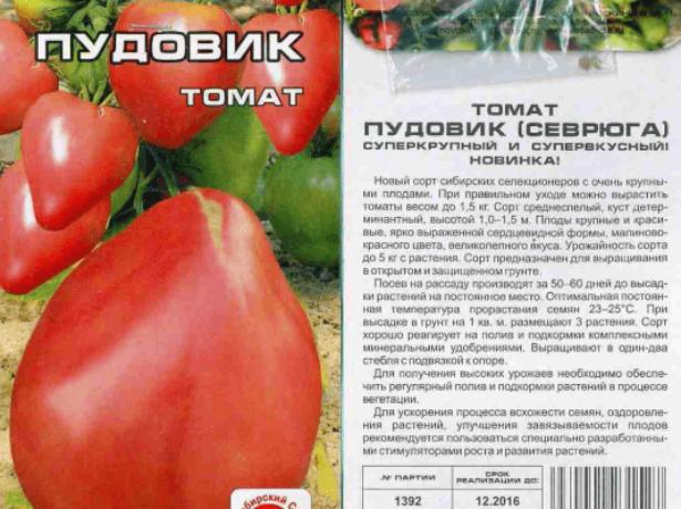 Томат севрюга — описание и отзывы садоводов