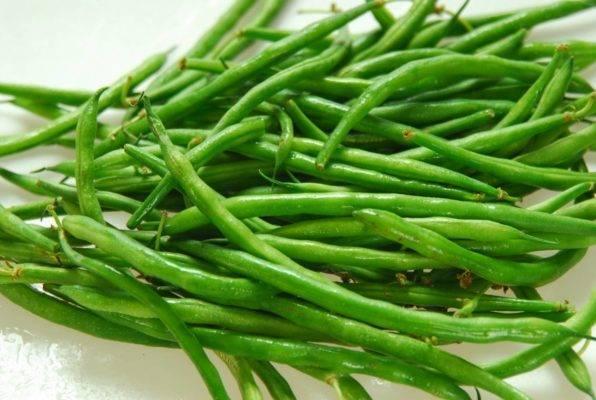 Фасоль Зеленый гигант