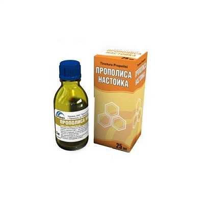 Как лечить аденому простаты прополисом??