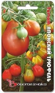 Описание и характеристика сортов помидоров японский трюфель
