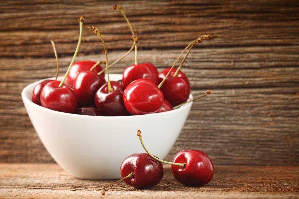 Черешня: польза, похудение и калорийность черешни