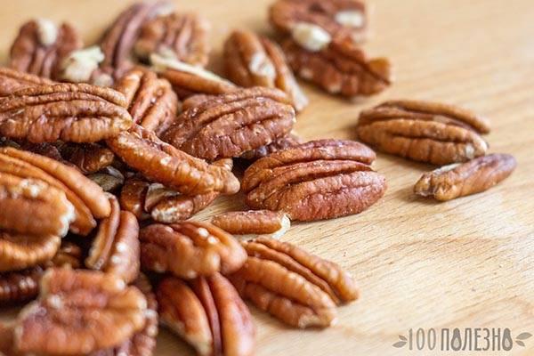 Чем известен орех пекан и насколько он полезен