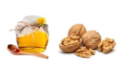 Грецкий орех и мед для потенции: рецепт действенный
