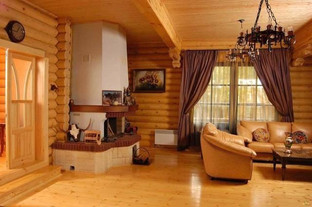 Современный дачный домик: дизайн внутри с фото