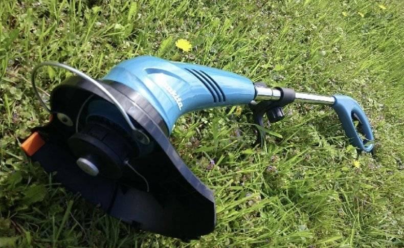 Электрические триммеры для травы: рейтинг моделей и выбор