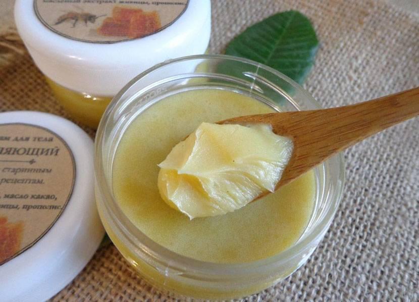 Как приготовить прополис с маслом от кашля
