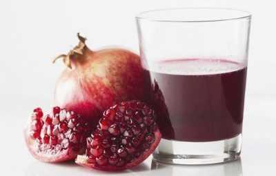 Гранат. калорийность в 1 штуке при похудении, с косточками и без, бжу