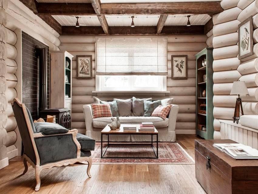 Как сэкономить на интерьере дачного дома, но при этом оформить его стильно и со вкусом