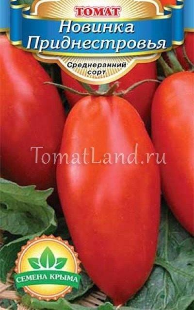 Томат новинка приднестровья описание фото отзывы