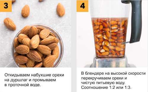 Миндальное молоко. калорийность, бжу, состав, польза для похудения. рецепт приготовления с фото пошагово