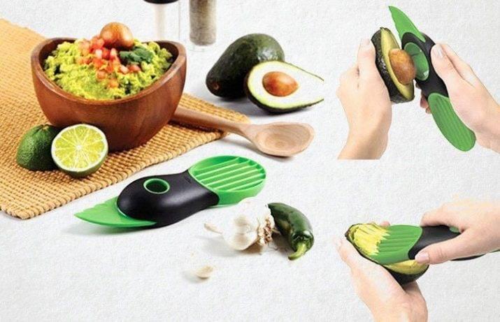 Как почистить авокадо в домашних условиях