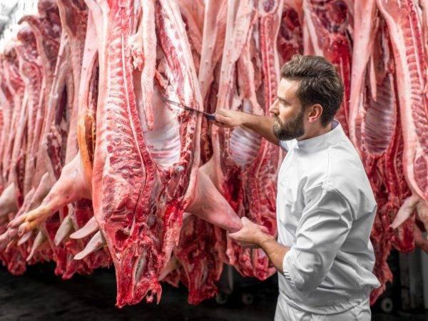 Разделка свиной туши: схема, советы по разделке в домашних условиях