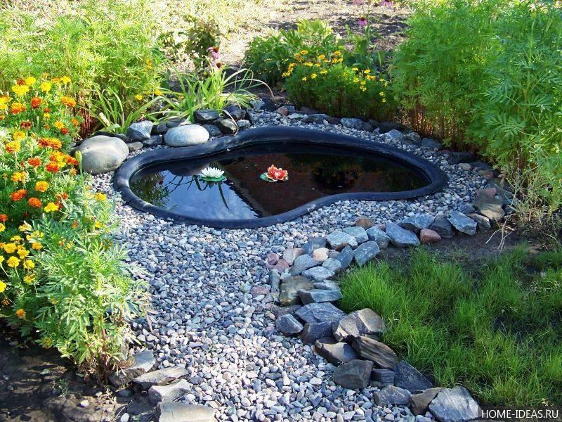 Как сделать садовый фонтан своими руками на даче: фото, видео, пошаговая инструкция