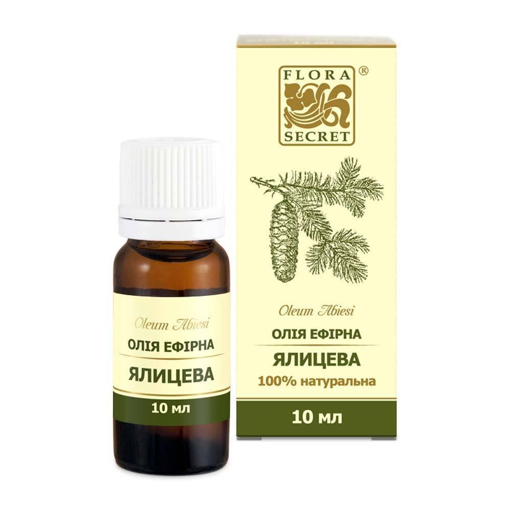 Польза пихтового масла: рецепты для шикарных волос