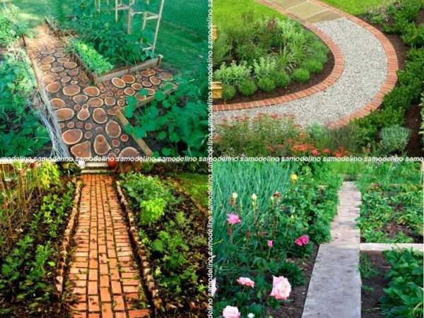 Как сделать дорожки, чтобы не росли сорняки