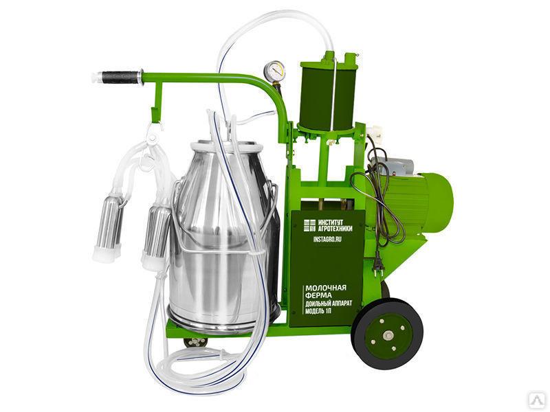 Доильный аппарат для коров Молочная Ферма
