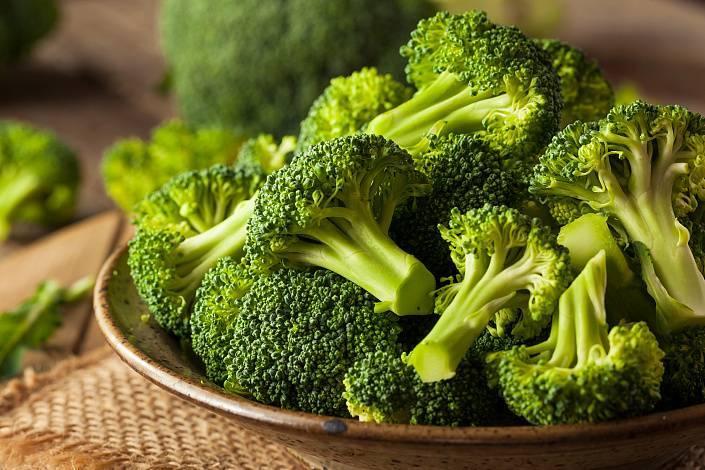 Сколько брокколи можно кормящей маме