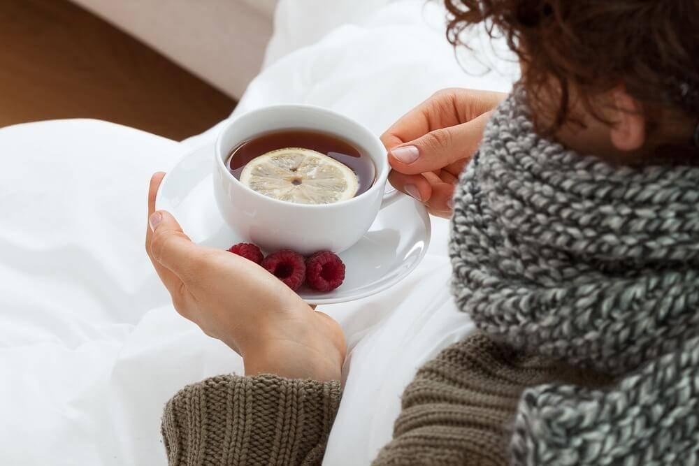 Можно ли беременным чай с малиной