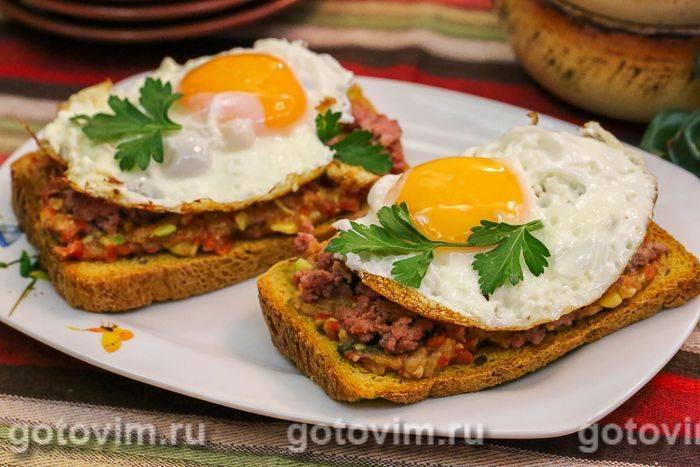 5 простых и здоровых завтраков с авокадо (готовим за 5 минут, 5 или меньше ингредиентов)