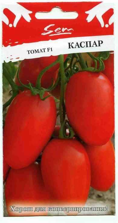 Описание томата каспар – характеристика, фото