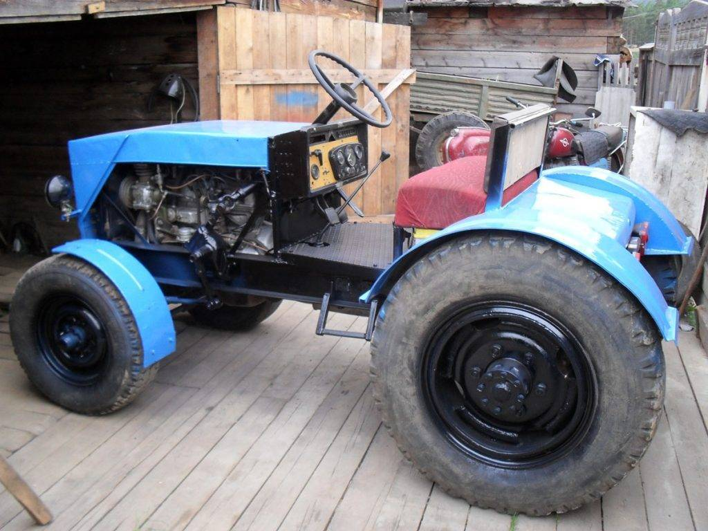 Мини-трактор для домашнего хозяйства своими руками. как сделать мини-трактор для домашнего хозяйства