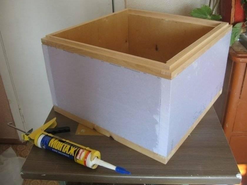 Ульи из пенополиуретана и пенополистирола: отзывы пчеловодов