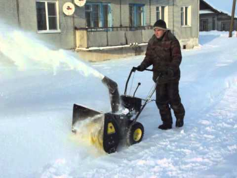 Обзор снегоуборщика huter sgc 4100. описание, инструкции, отзывы владельцев