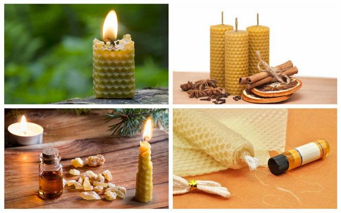Как сделать свечи в домашних условиях: 14 шагов