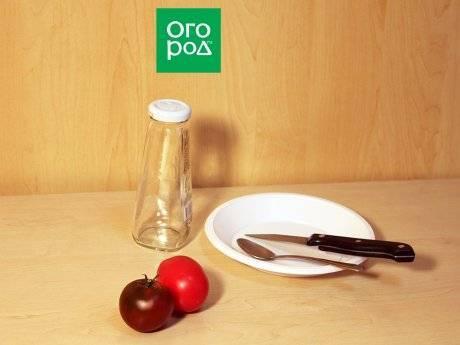 Как собрать семена помидоров в домашних условиях