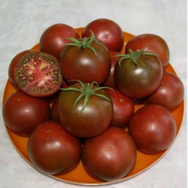 Сорта черных томатов с фото