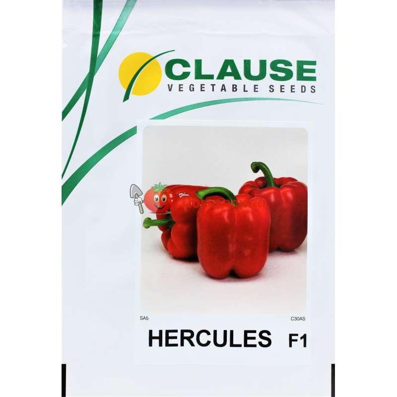Перец геркулес f1: отзывы огородников, фото, урожайность