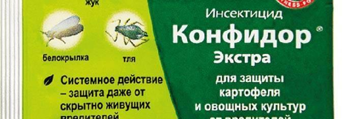 «конфидор» – инструкция (дозировки, регламенты применения и безопасность)