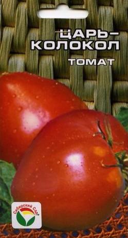 Томат царь колокол: характеристика и описание детерминантного сорта с фото